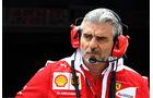 Maurizio Arrivabene - Ferrari - Formel 1 - GP Russland - 29. April 2016