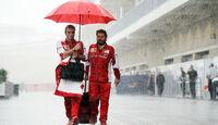 Maurizio Arrivabene - Ferrari - Formel 1 - GP USA - Austin - 23. Oktober 2015
