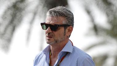 Maurizio Arrivabene - Ferrari - GP Abu Dhabi - 2014