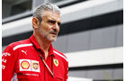 Maurizio Arrivabene - Ferrari - GP Russland - Sotschi - Formel 1 - Freitag - 28.9.2018