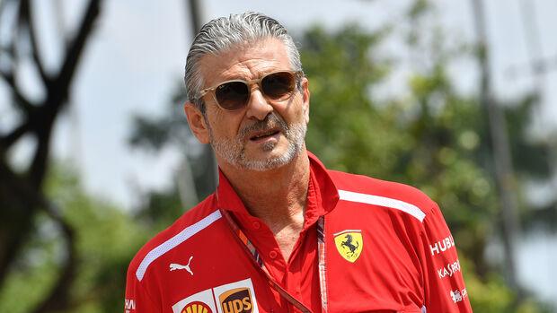 Maurizio Arrviabene - GP Singapur 2018