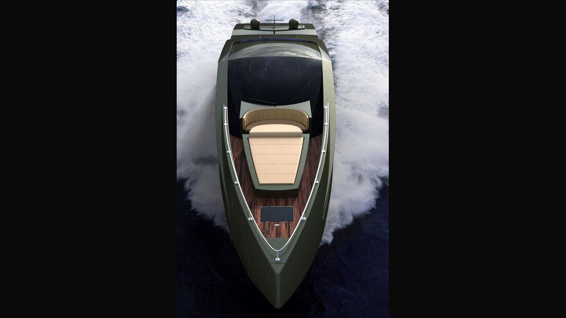 Mauro Lecchi Yacht Concept, Yacht, Sportboot