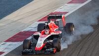 Max Chilton - Danis Bilderkiste - Bahrain-Test 2014