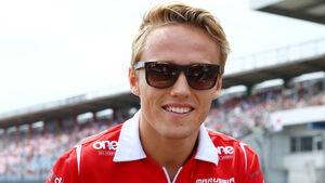 Max Chilton - Formel 1 - 2014