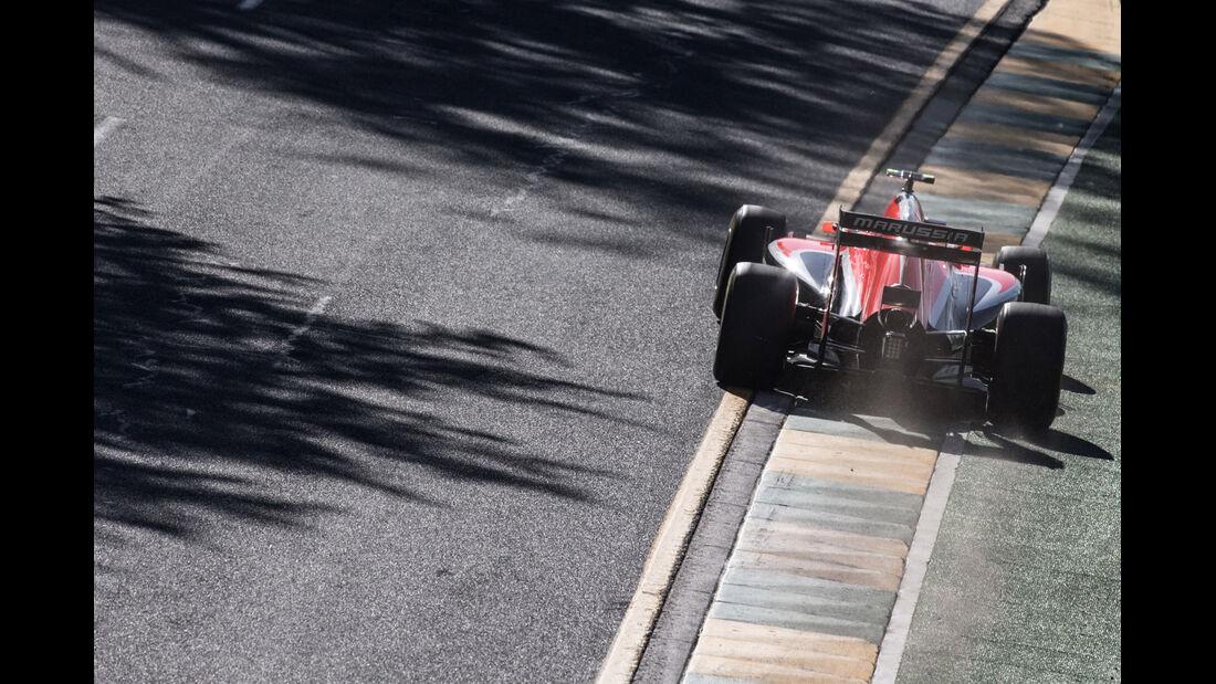 Max Chilton - Formel 1 - GP Australien 2014 - Danis Bilderkiste