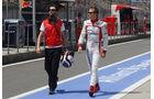 Max Chilton - Formel 1 - GP China - 13. April 2013