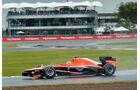 Max Chilton - Formel 1 - GP England - 28. Juni 2013