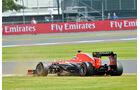 Max Chilton - Formel 1 - GP England - 29. Juni 2013