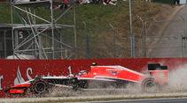 Max Chilton - Formel 1 - GP Spanien 2014