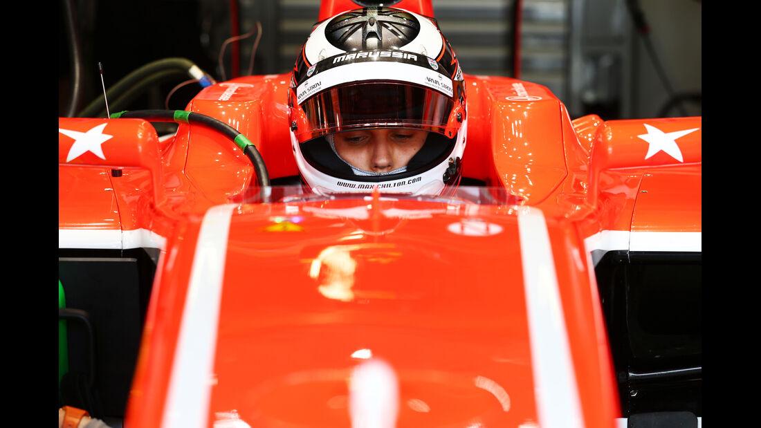 Max Chilton - GP Japan 2013