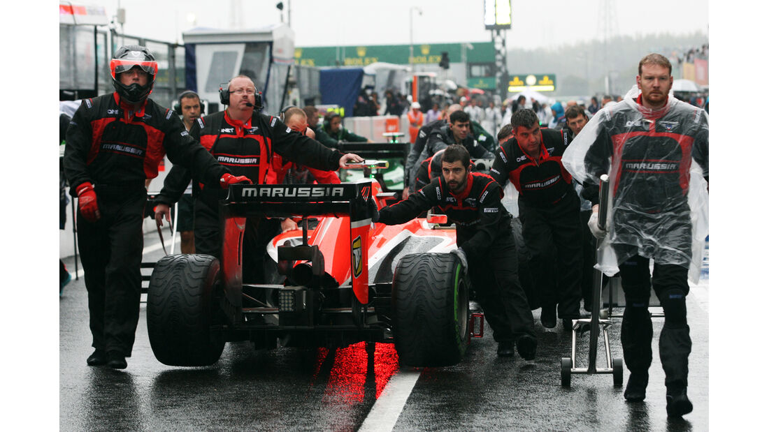 Max Chilton - GP Japan 2014