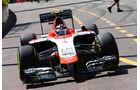 Max Chilton - GP Monaco 2014