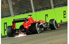 Max Chilton - GP Singapur 2013
