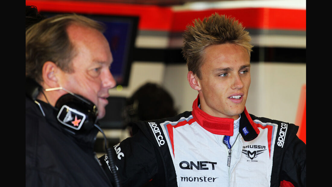 Max Chilton Highlights Karriere