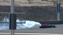 Max Chilton - Marussia - Bahrain - Formel 1 Test - 2014