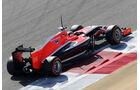 Max Chilton - Marussia - Formel 1 - Bahrain - Test - 21. Februar 2014