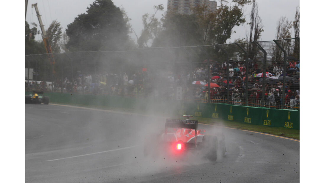 Max Chilton - Marussia - Formel 1 - GP Australien - 16. März 2013