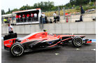Max Chilton - Marussia - Formel 1 - GP Belgien - Spa-Francorchamps - 24. August