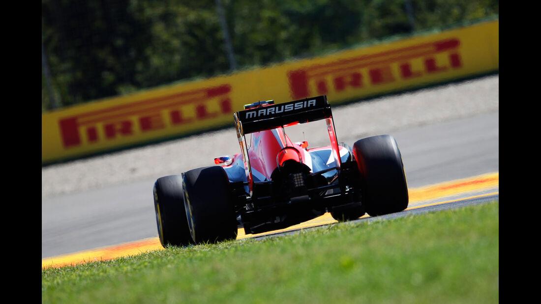 Max Chilton - Marussia - Formel 1 - GP Deutschland - Hockenheim - 18. Juli 2014