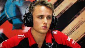Max Chilton Marussia - Formel 1 - GP Indien - 26. Oktober 2012