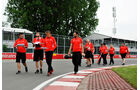 Max Chilton - Marussia - Formel 1 - GP Kanada - 6. Juni 2013