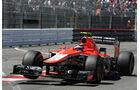 Max Chilton - Marussia - Formel 1 - GP Monaco 2013