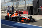Max Chilton - Marussia - Formel 1 - Test - Bahrain - 20. Februar 2014