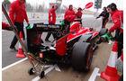 Max Chilton - Marussia - Formel 1 - Test - Barcelona - 21. Februar 2013