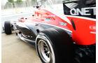 Max Chilton - Marussia - Formel 1 - Test - Barcelona - 28. Februar 2013