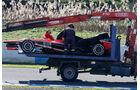 Max Chilton - Marussia - Formel 1-Test - Jerez, 5.2.2013