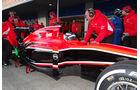 Max Chilton - Marussia - Formel 1 - Test - Jerez - 7. Februar 2013