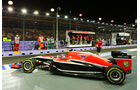 Max Chilton - Marussia - GP Singapur 2014