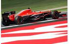 Max Chilton - Marussia - GP Spanien 2013