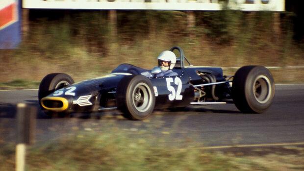 Max Mosley - Formel 2 - Vallelunga - 1968