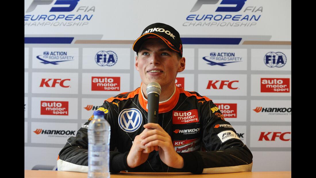 Max Verstappen - 2034