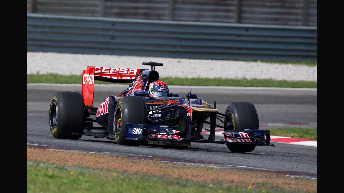 Max Verstappen - Adria Test 2014