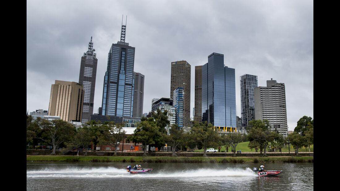 Max Verstappen & Daniel Ricciardo - Formel 1 - GP Australien - Melbourne - 22. März 2017