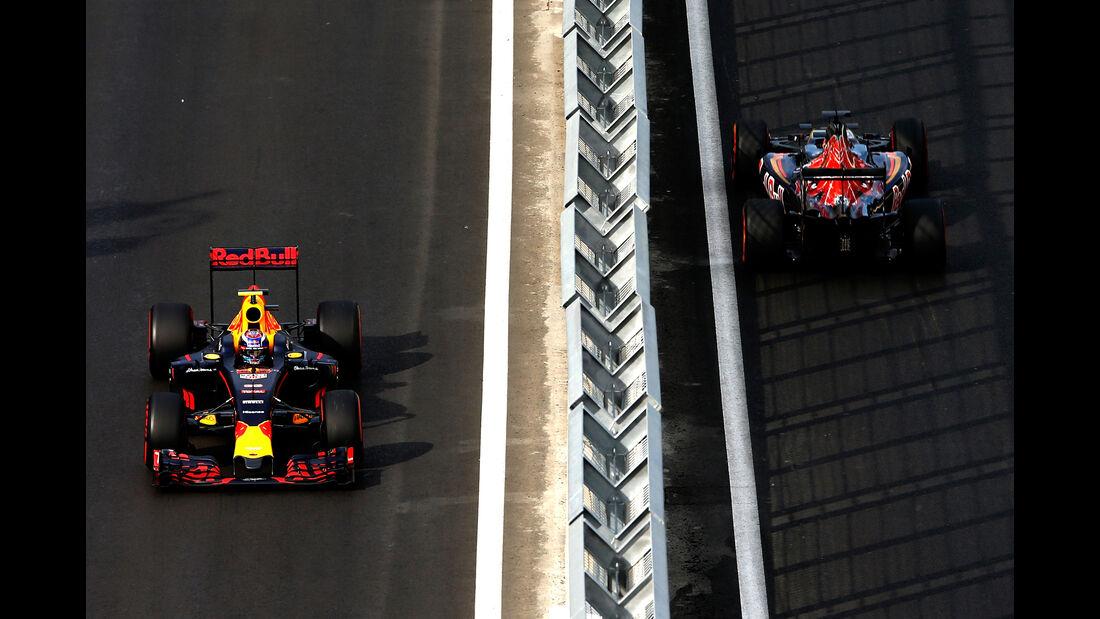 Max Verstappen - Formel 1 - GP Aserbaidschan 2016