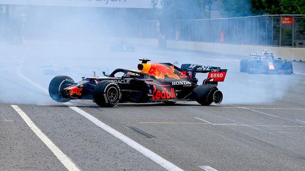 Max Verstappen - Formel 1 - GP Aserbaidschan 2021