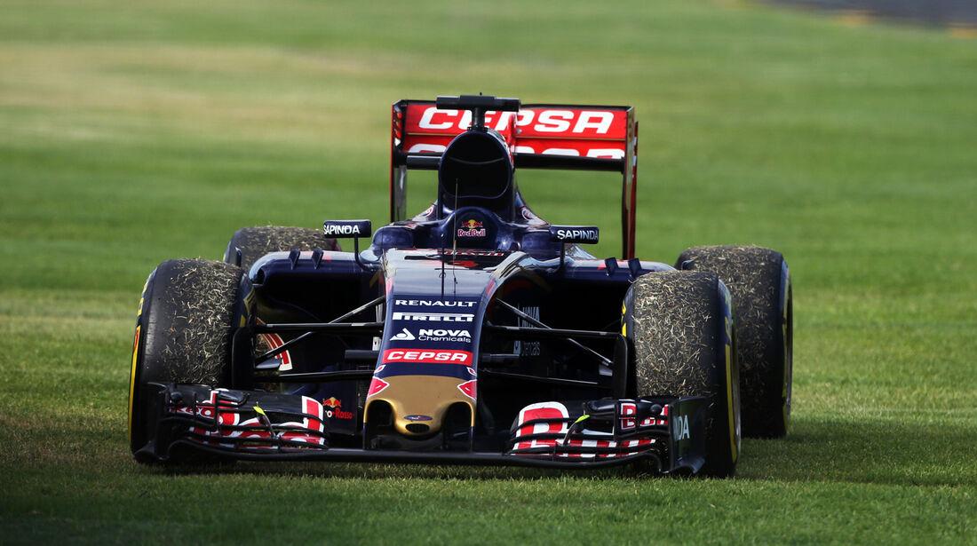 Max Verstappen - Formel 1 - GP Australien 2015
