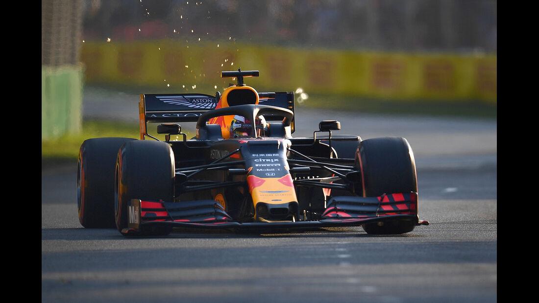 Max Verstappen - Formel 1 - GP Australien 2019