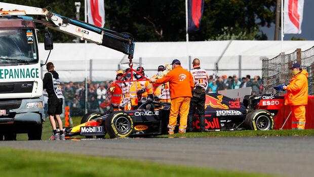 Max Verstappen - Formel 1 - GP Belgien - Spa-Francorchamps - 27. August 2021