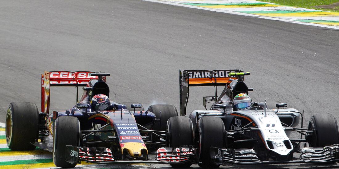 Max Verstappen - Formel 1 - GP Brasilien 2015
