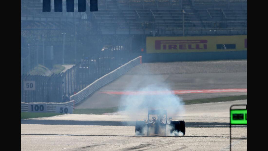 Max Verstappen - Formel 1 - GP China 2015