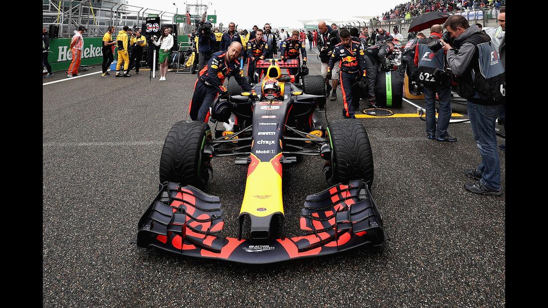 Max Verstappen - Formel 1 - GP China 2017