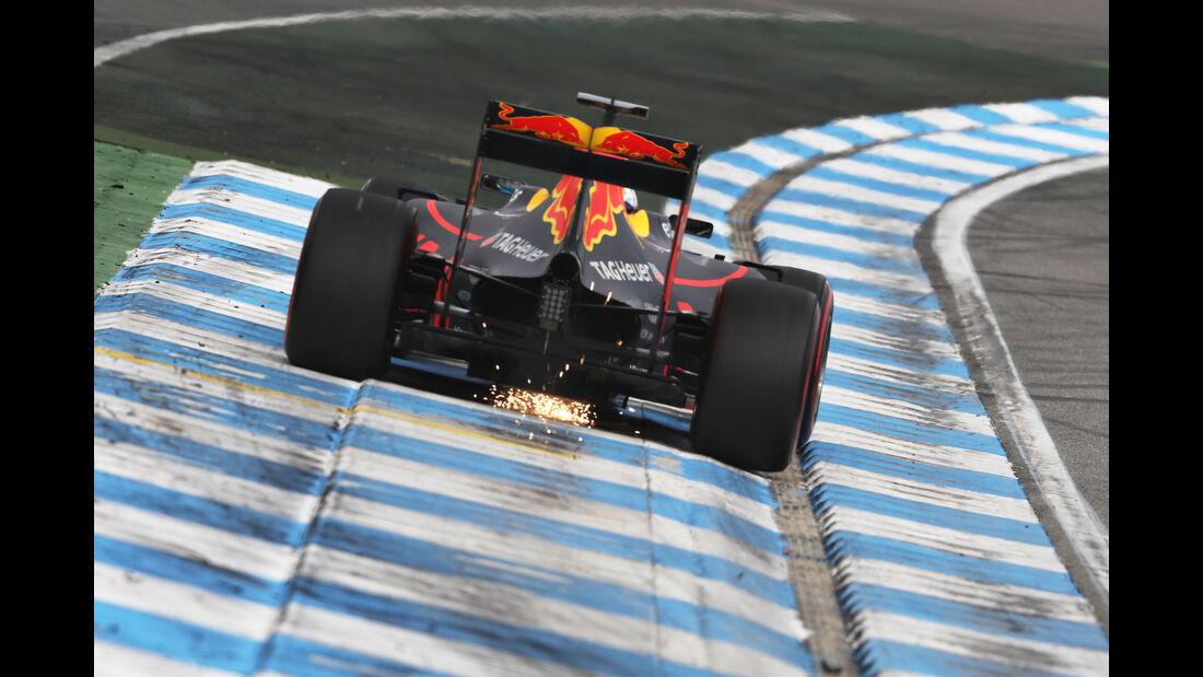 Max Verstappen - Formel 1 - GP Deutschland 2016