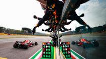 Max Verstappen - Formel 1 - GP Emilia Romagna - Imola 2021