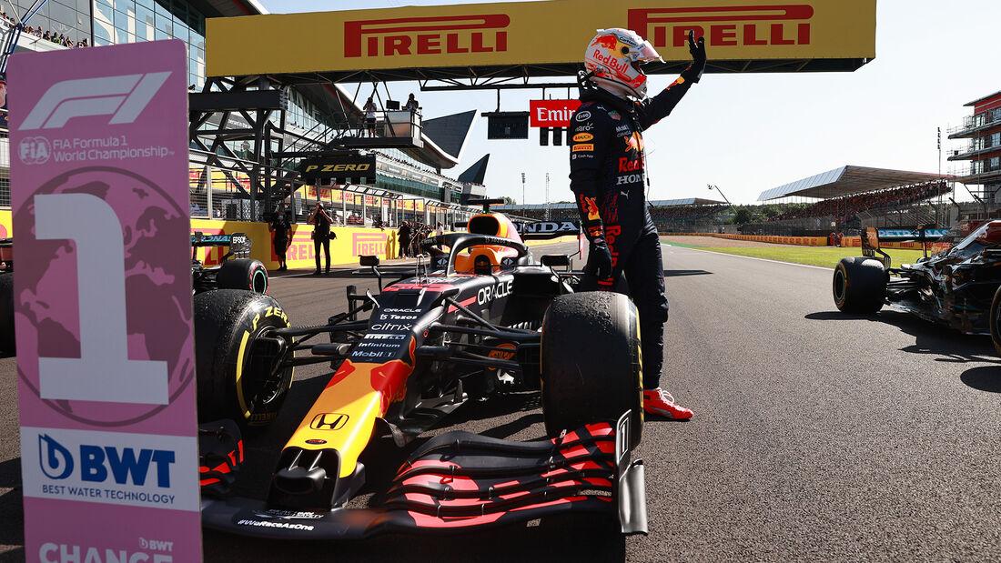Max Verstappen - Formel 1 - GP England 2021