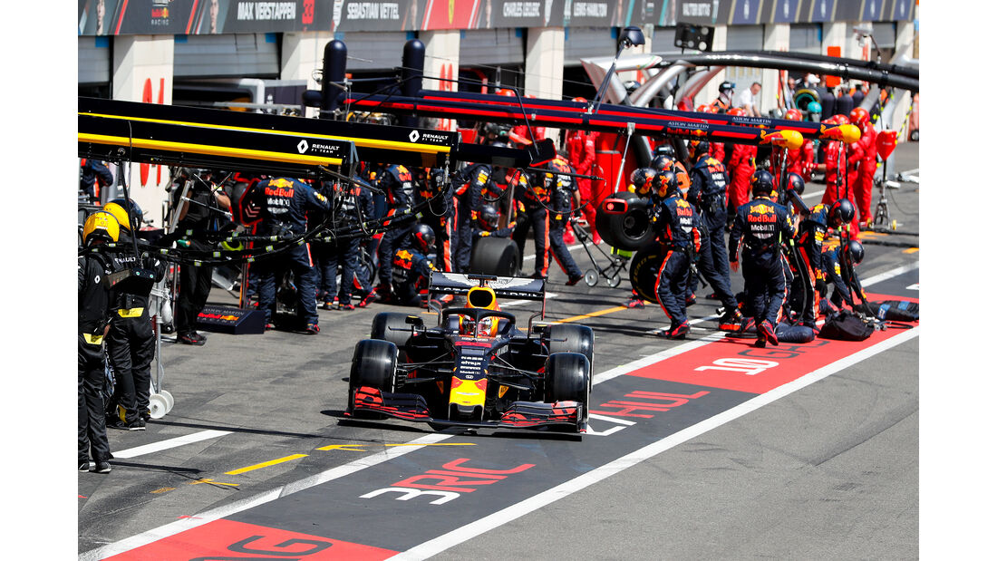 Max Verstappen - Formel 1 - GP Frankreich 2019