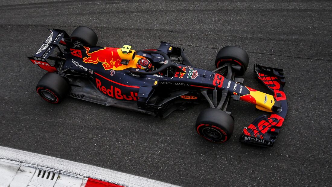 Max Verstappen - Formel 1 - GP Italien - 01. September 2018